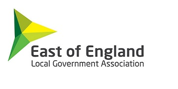 East of England LGA logo