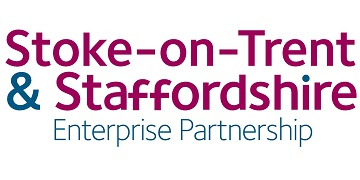 Stoke-on-Trent & Staffordshire Enterprise Partnership logo