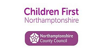 Children First Northamptonshire logo
