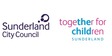 Sunderland City Council & Together for Children – Sunderland logo