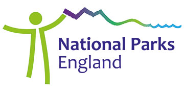 National Parks England logo