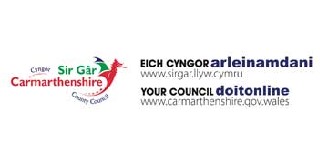 Carmarthenshire County Council logo
