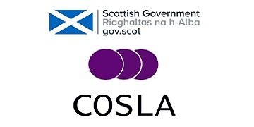 Scottish Government/COSLA logo