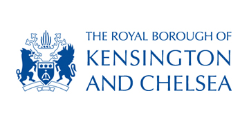 The Royal Borough of Kensington & Chelsea Council logo