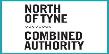 North of Tyne Combined Authority logo